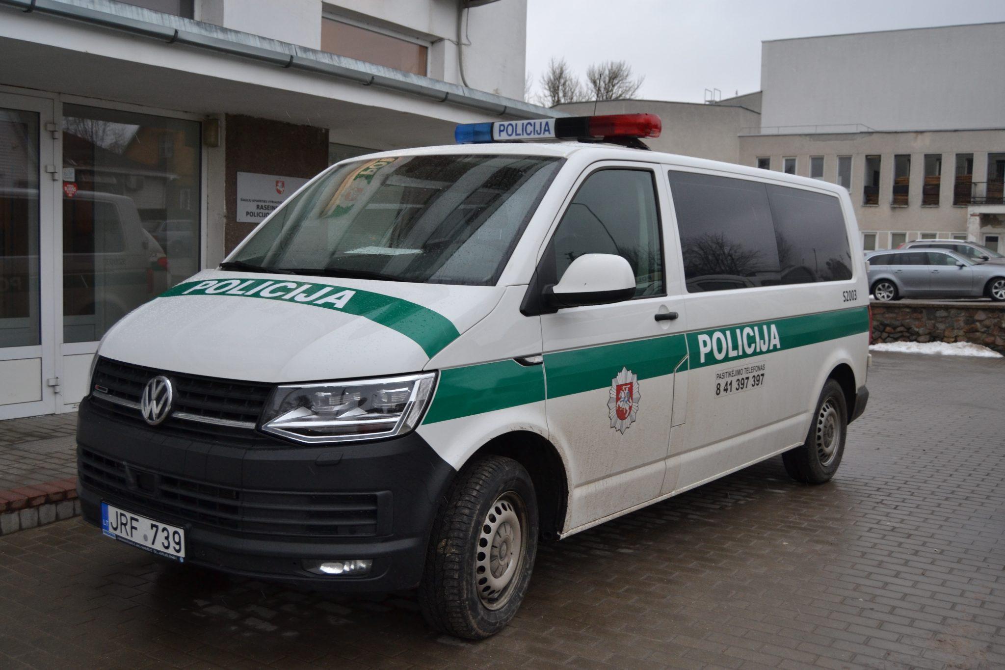 Raseinių policijos komisariatas ieško pastato ar patalpų nuomai